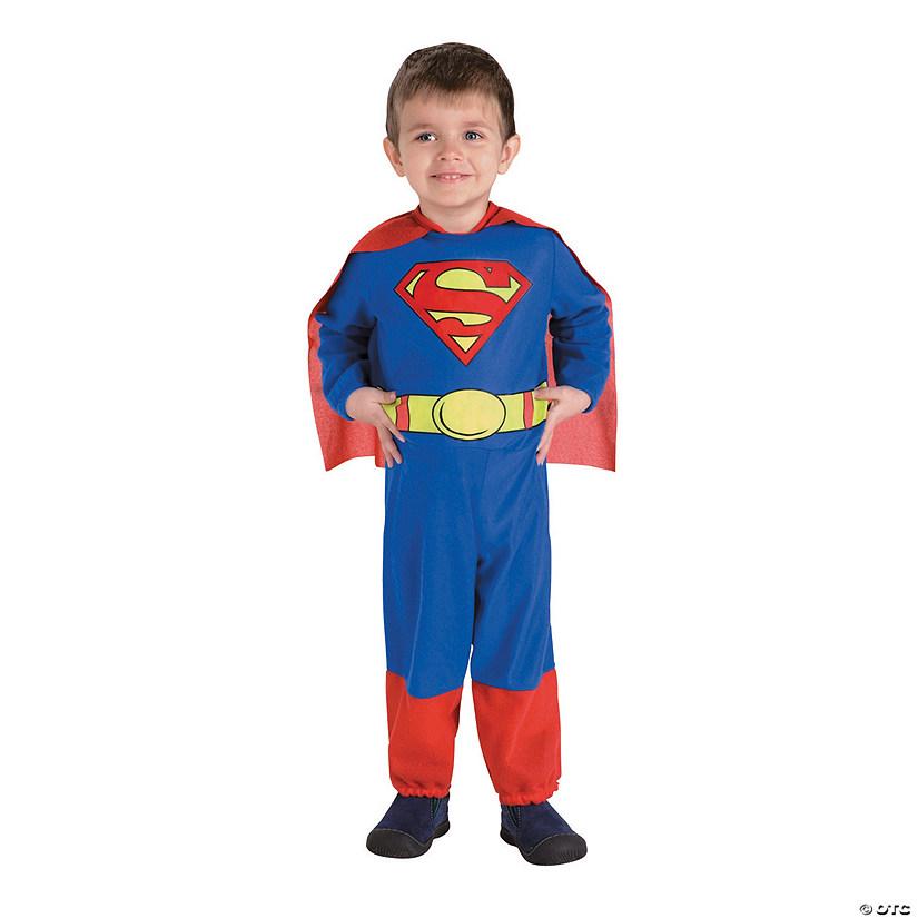 cf3119fa9587 Baby/Toddler Boy's Superman™ Costume | Oriental Trading