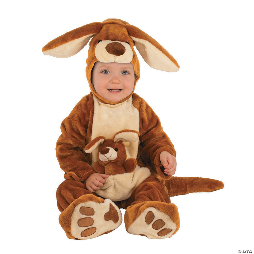 Baby/Toddler Kangaroo Costume Audio Thumbnail