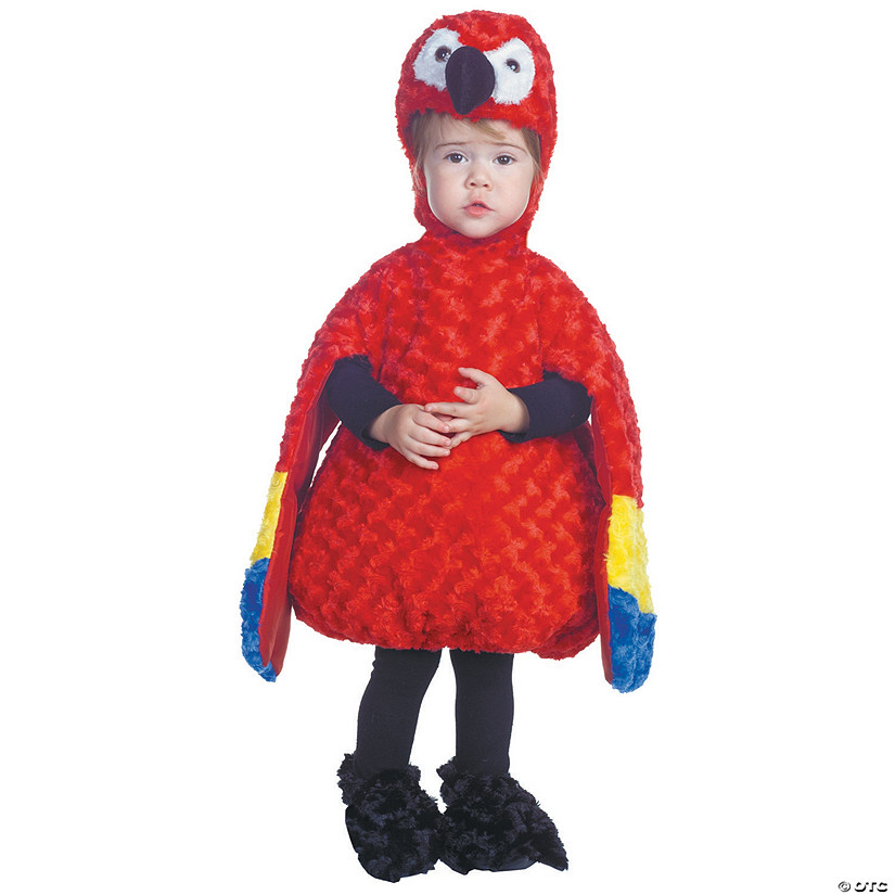 Baby/Toddler Parrot Costume Audio Thumbnail