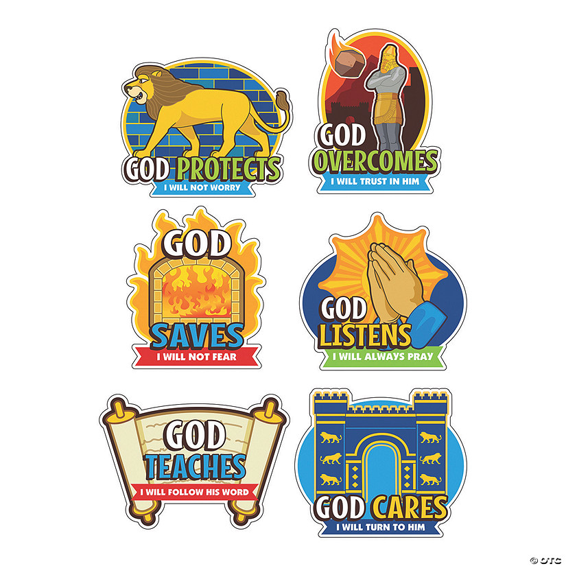 Babylon VBS Cutouts Audio Thumbnail