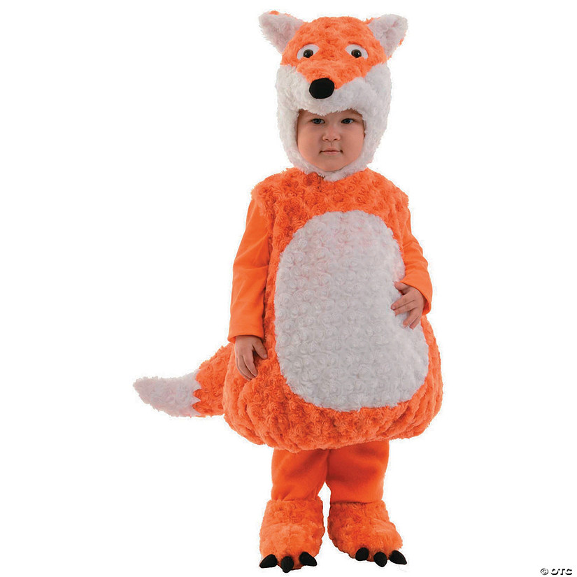 Baby's/Toddler Fox Costume Audio Thumbnail