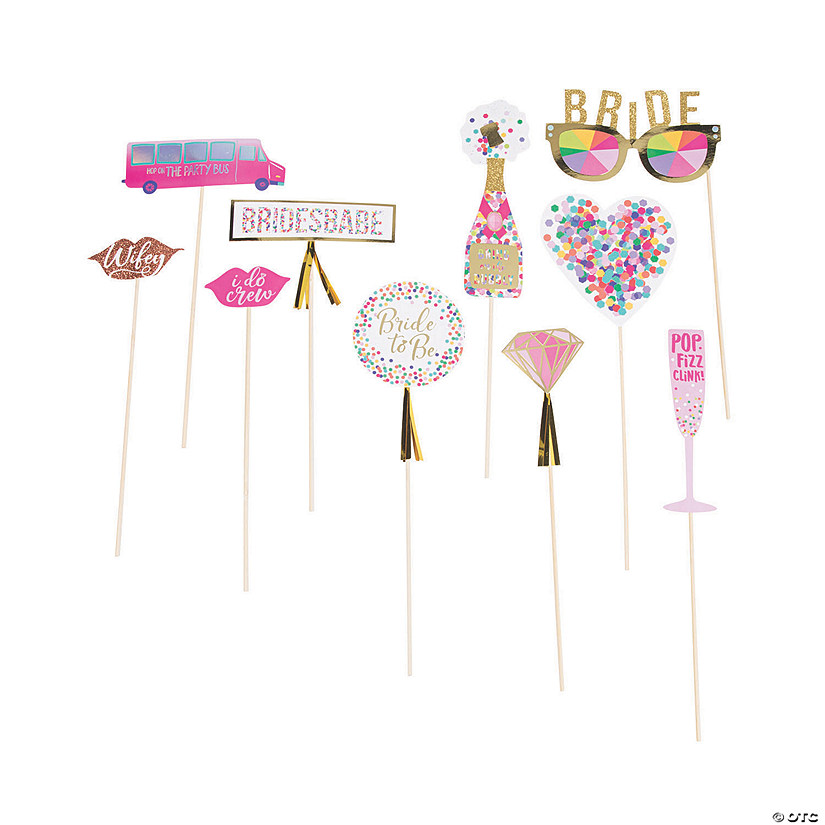 Bachelorette Bash Photo Stick Props Audio Thumbnail