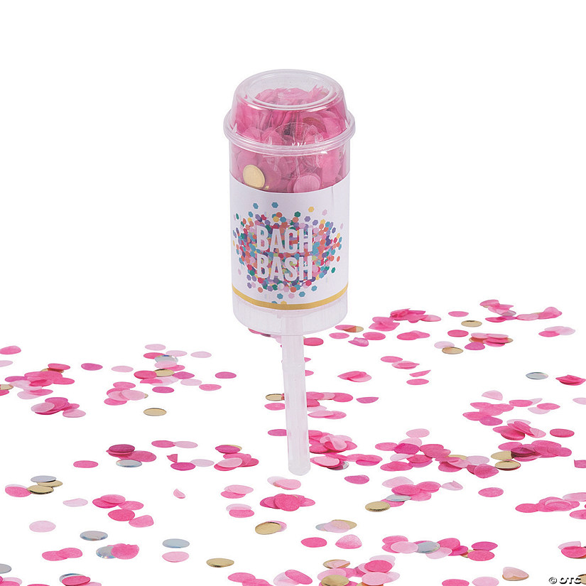 Bachelorette Bash Push-Up Confetti Poppers Audio Thumbnail