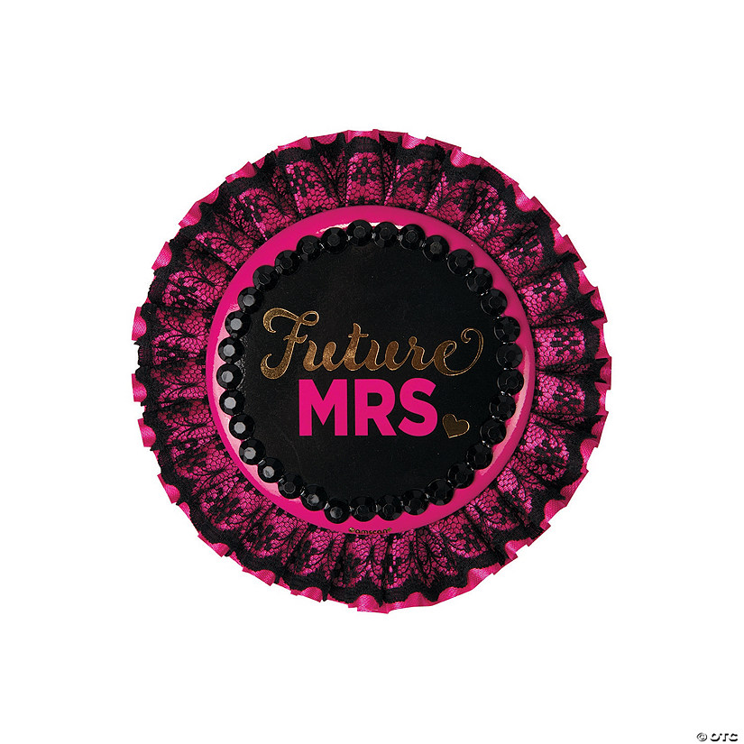 Bachelorette Party Deluxe Buttons