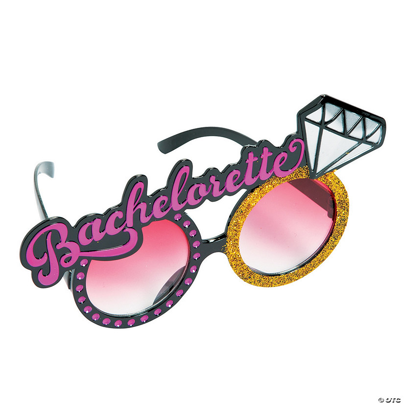 Bachelorette Party Fun Sunglasses Image Thumbnail