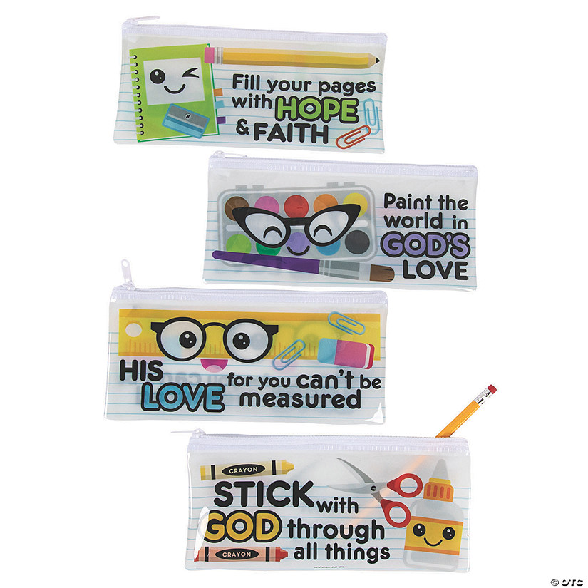 Back to School Religious Pencil Cases Audio Thumbnail