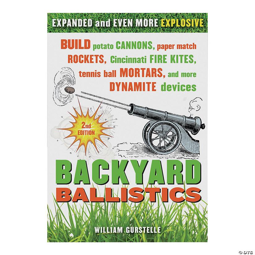 Backyard Ballistics Book backyard ballistics - discontinued