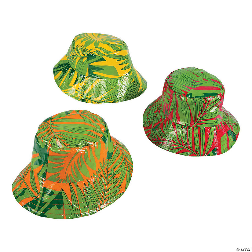 Banana Leaf Bucket Hats