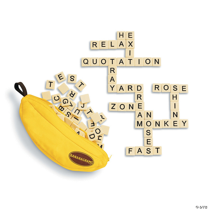 Bananagrams Audio Thumbnail