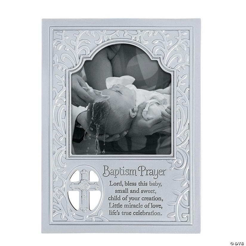 Baptism Prayer Picture Frame