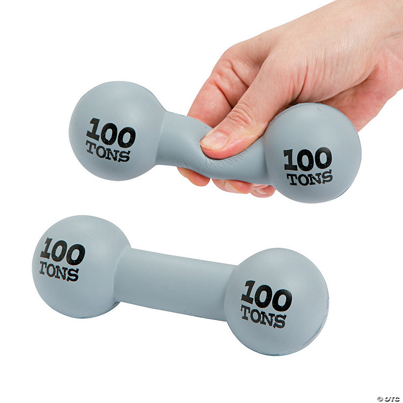 Barbell Stress Toys Audio Thumbnail