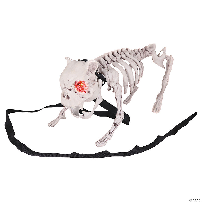 Barking Dog Skeleton
