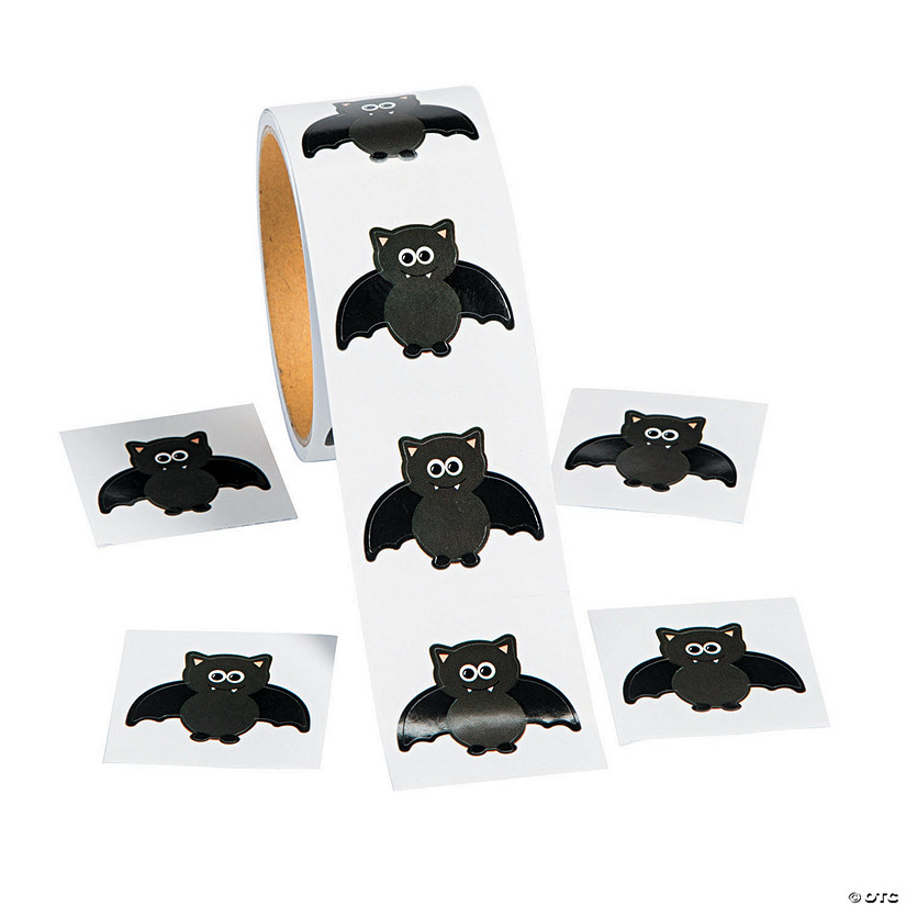 Bat Stickers Image Thumbnail