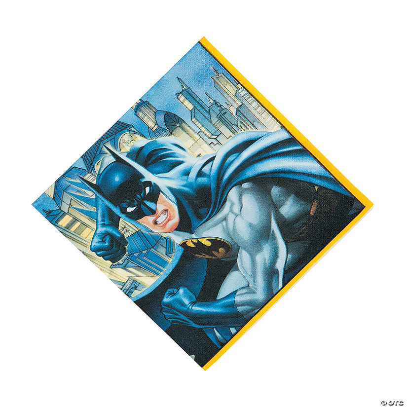Batman™ Luncheon Napkins Image Thumbnail