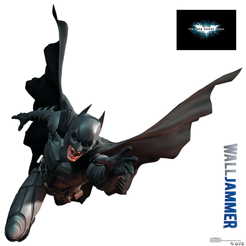 Batman - The Dark Knight Rises 2 Wall Jammer™ Wall Decal