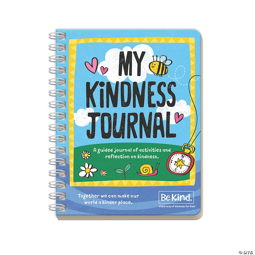 Be Kind Guided Journal Image Thumbnail