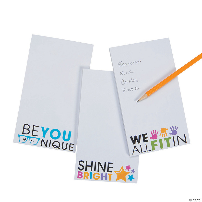 Be You Memo Pads Audio Thumbnail