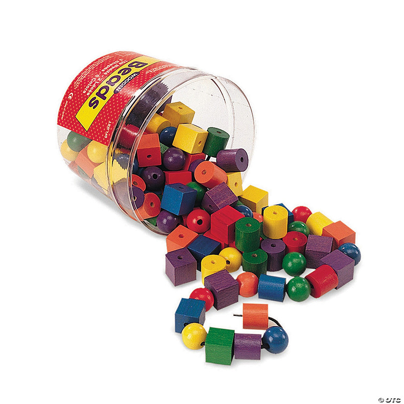 Beads in a Bucket, 108 Pieces Audio Thumbnail