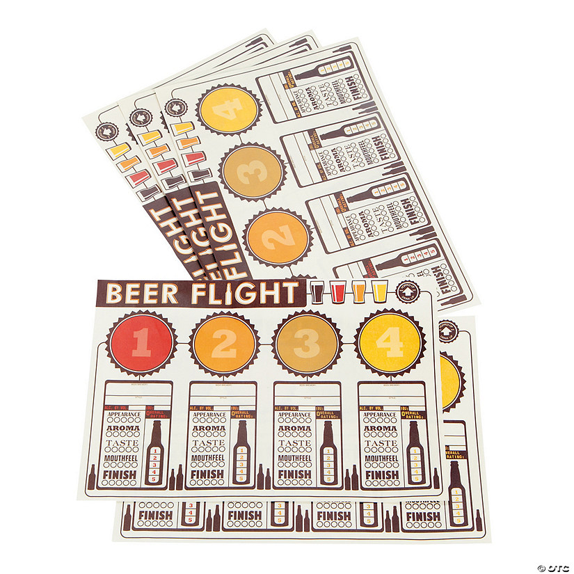 Beer Party Placemats