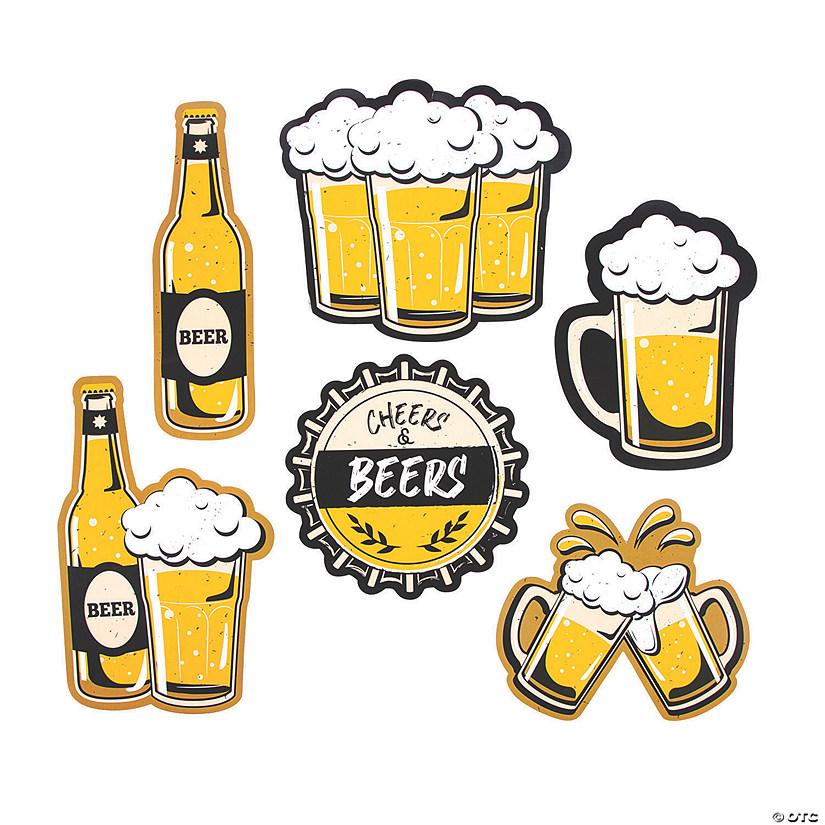 Beer Wall Cutouts Audio Thumbnail