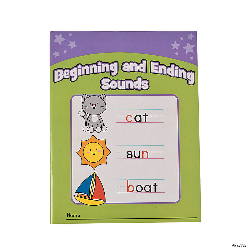 Beginning & Ending Sound Journals