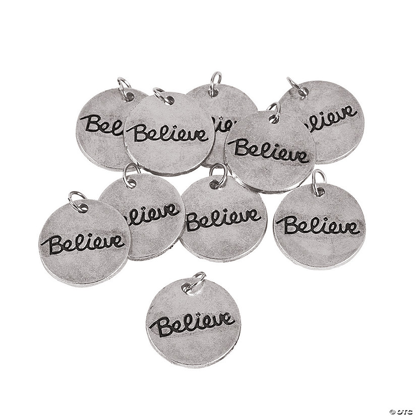 """Believe"" Charms"
