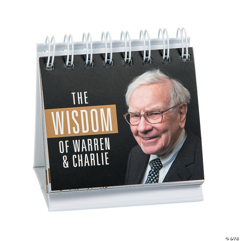 Berkshire Hathaway Flip Quote Book Audio Thumbnail