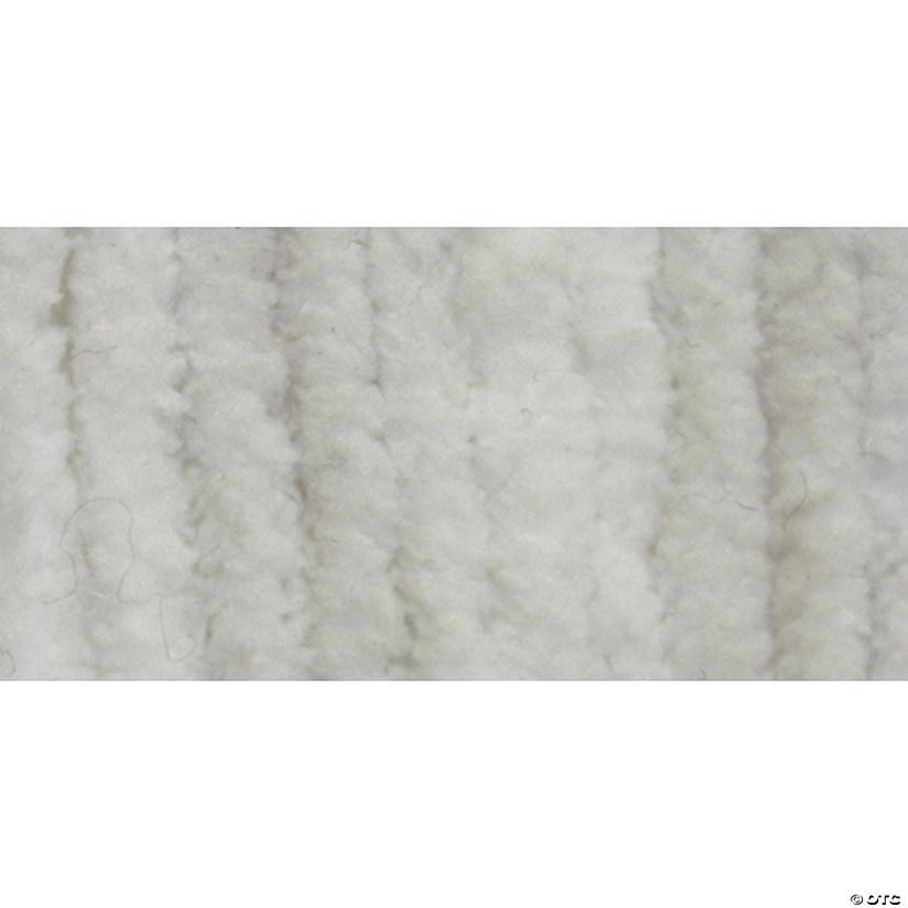 Bernat Baby Blanket Big Ball Yarn-White 10 5oz