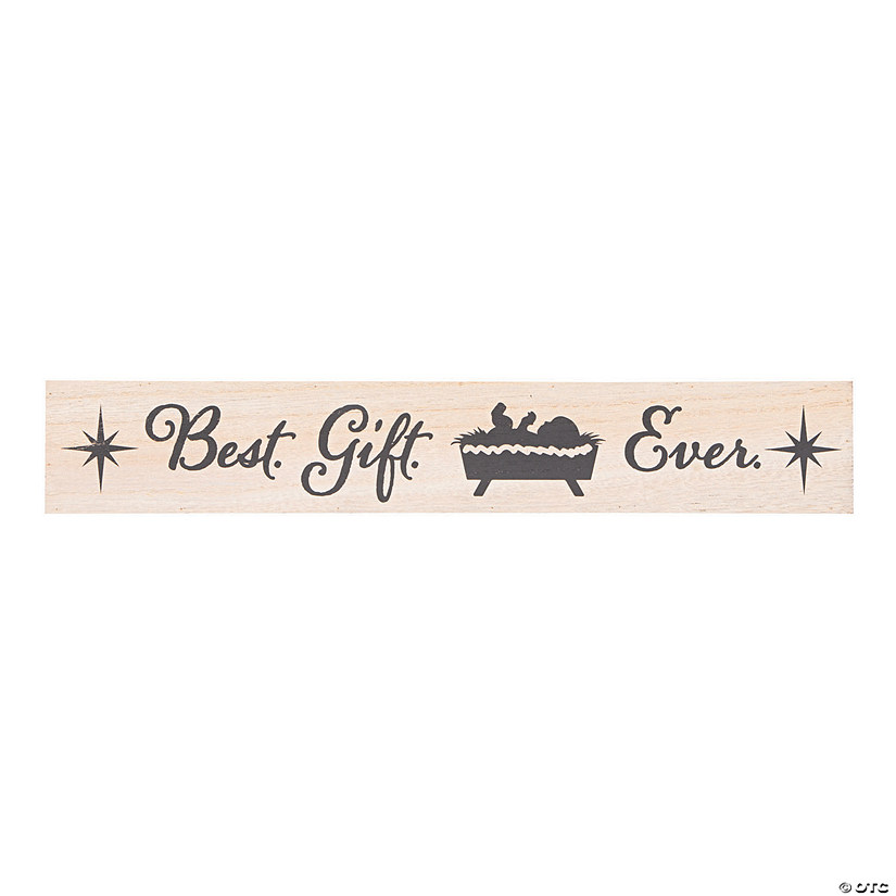 Best Gift Ever Baby Jesus Sign Audio Thumbnail