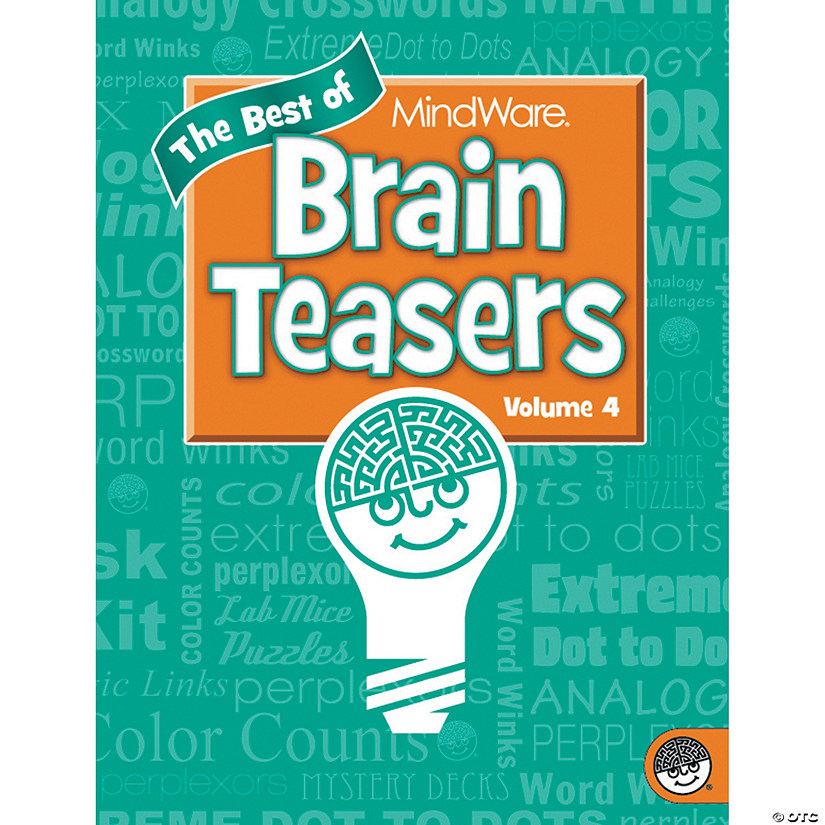 Best of MindWare Brain Teasers: Volume 4