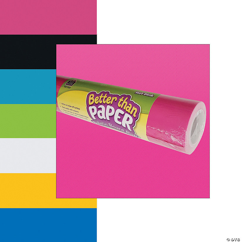 Better Than Paper<sup>®</sup> Bulletin Board Rolls