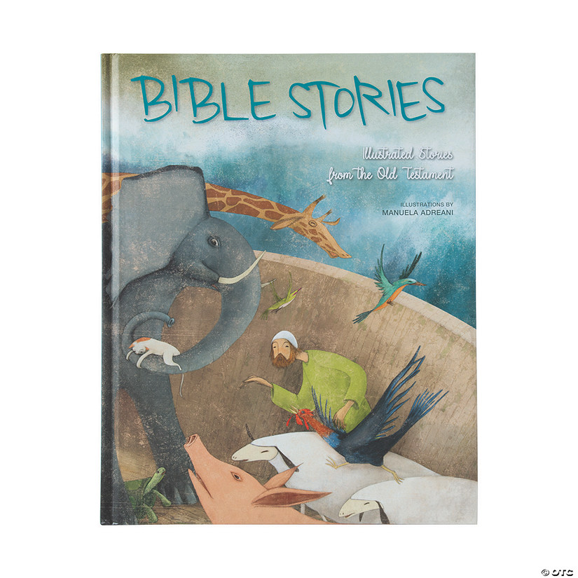 Bible Stories: Illustrated Stories from the Old Testament Book Audio Thumbnail