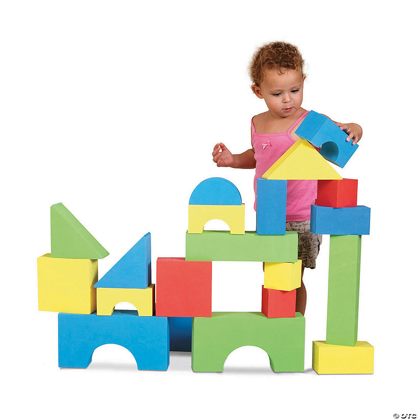 Big Edu Color Blocks 32pc