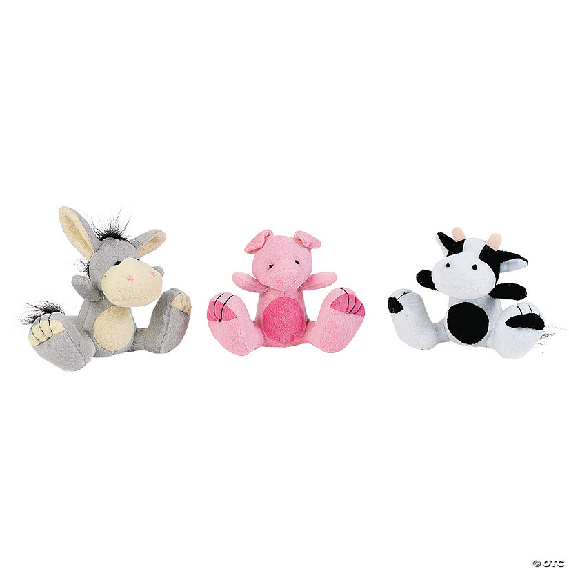 Big Feet Stuffed Animals