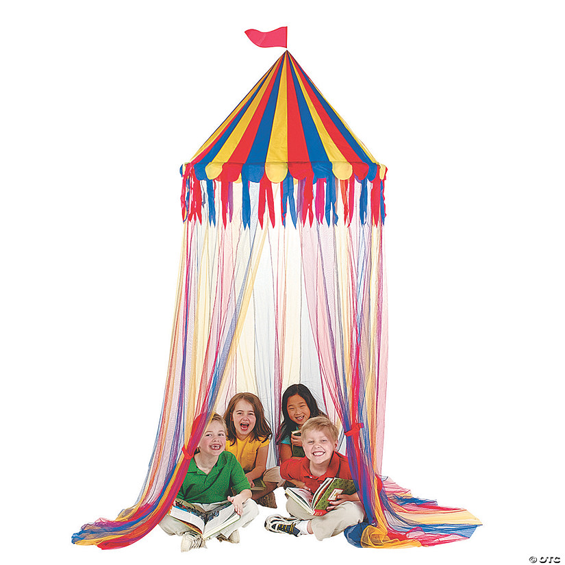Big Top Canopy Tent Audio Thumbnail