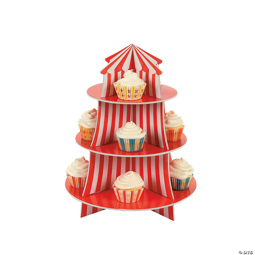 Big Top Cupcake Stand Audio Thumbnail