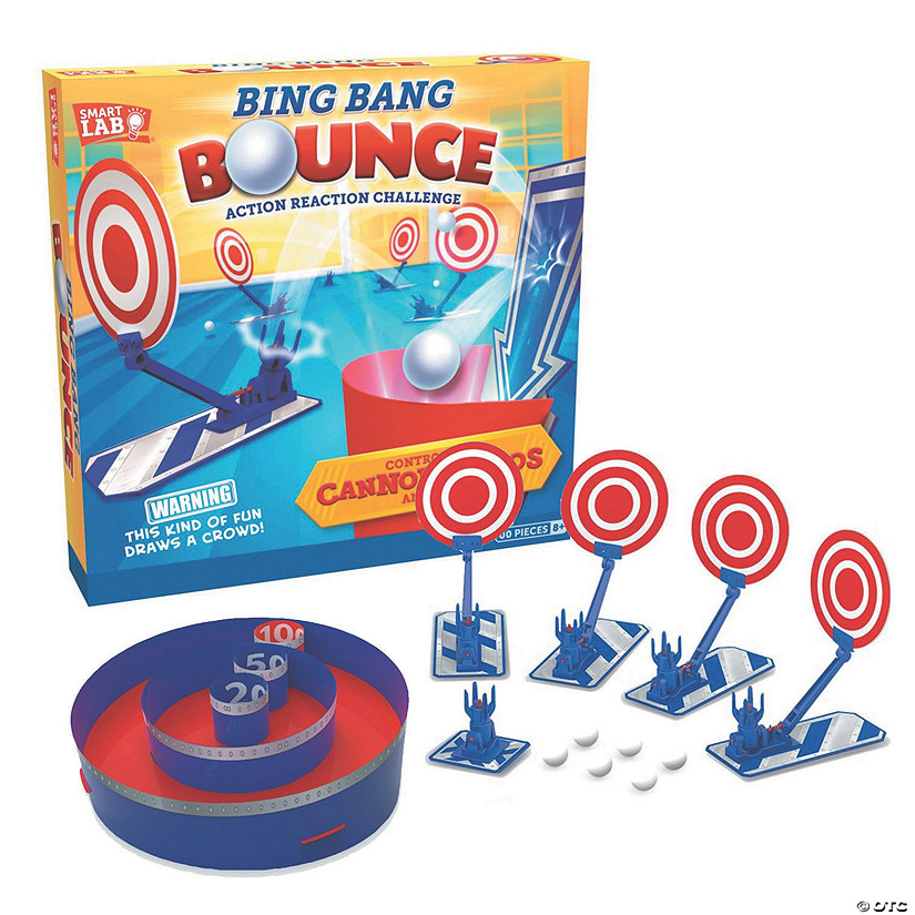 Bing Bang Bounce Skee-Blast Challenge Audio Thumbnail