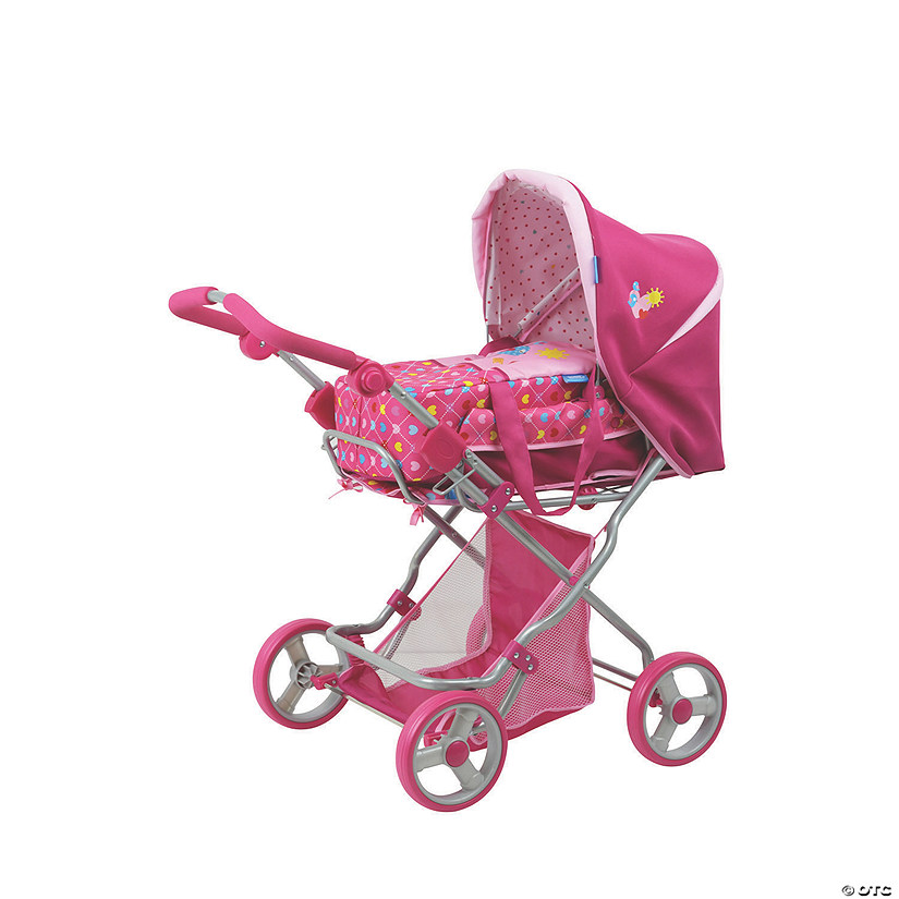 Birdie Doll Julia Pram Stroller Audio Thumbnail