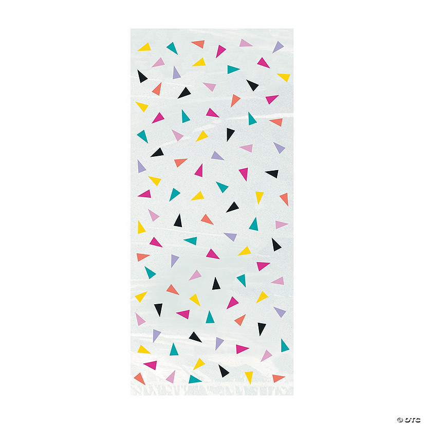 Birthday Confetti Cellophane Bags Audio Thumbnail