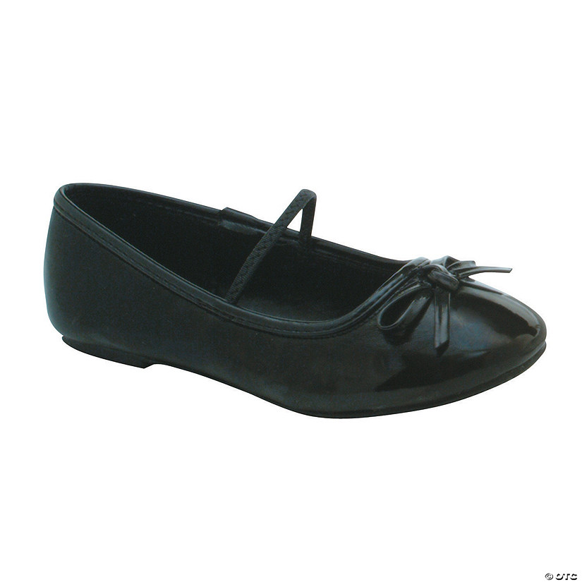 Black Ballet Shoes for Girls Audio Thumbnail