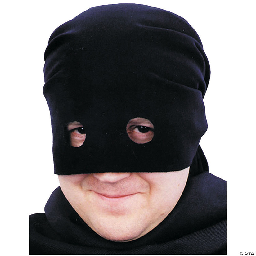 Black Bandit Headscarf