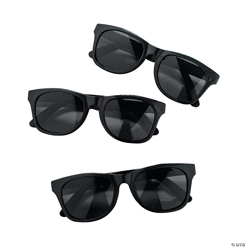 Black Nomad Sunglasses - 12 Pc. Audio Thumbnail