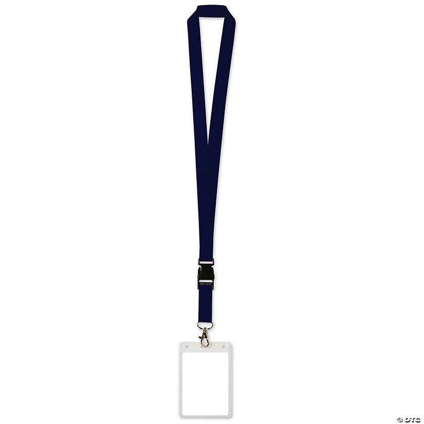 Black Spirit Lanyard with Card Holder Audio Thumbnail