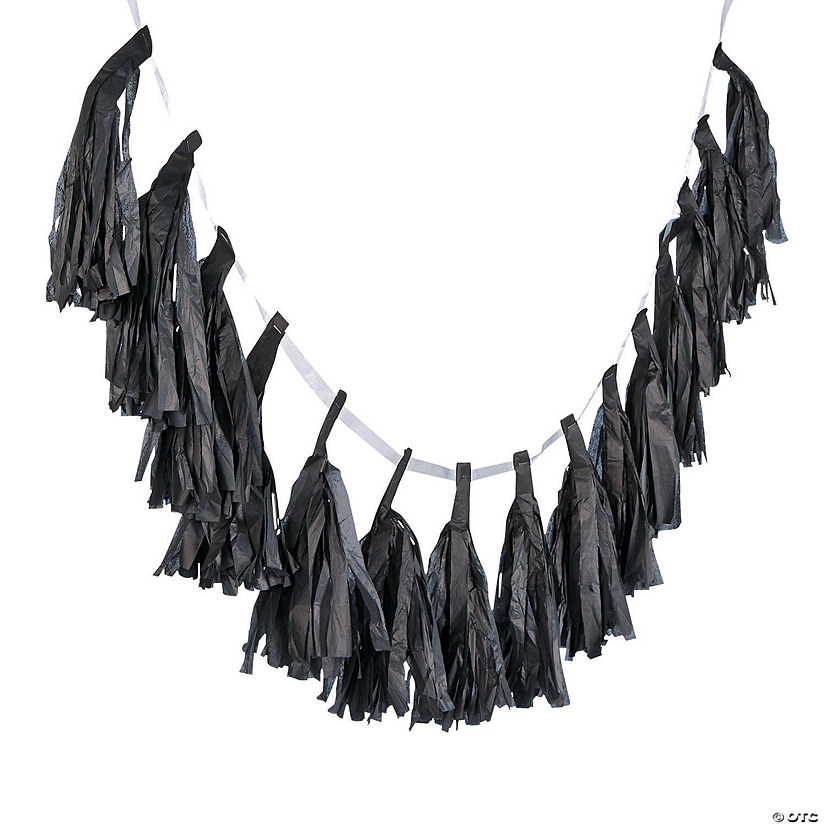 Black Tassel Garland Audio Thumbnail