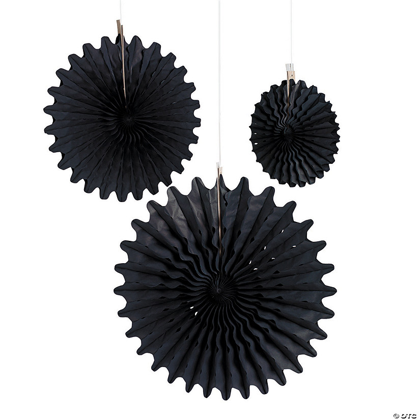 Black Tissue Hanging Fans Audio Thumbnail