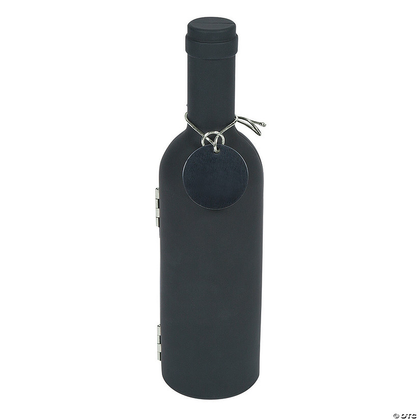 Black Wine Bottle Gift Set Audio Thumbnail