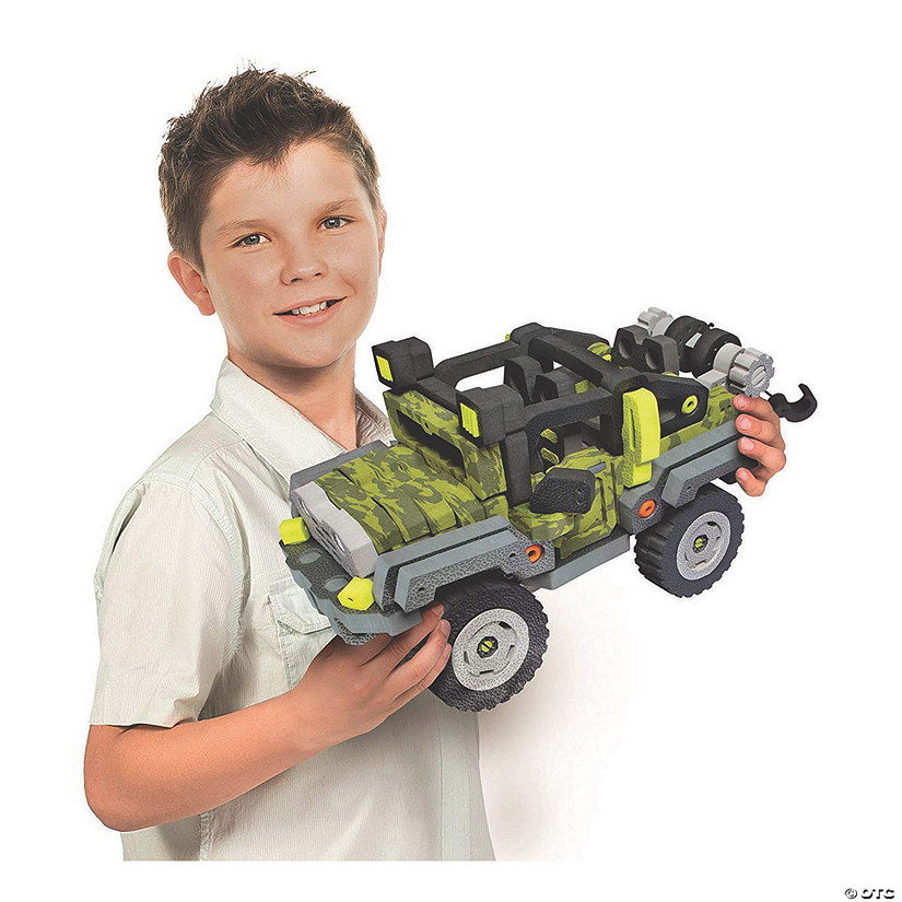 Bloco Wild Wheeler 3-in-1 Set Image Thumbnail