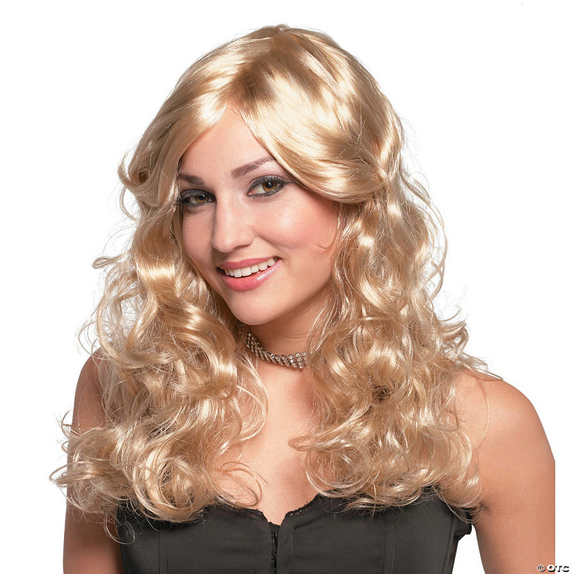 Blonde Jessica Wig Audio Thumbnail