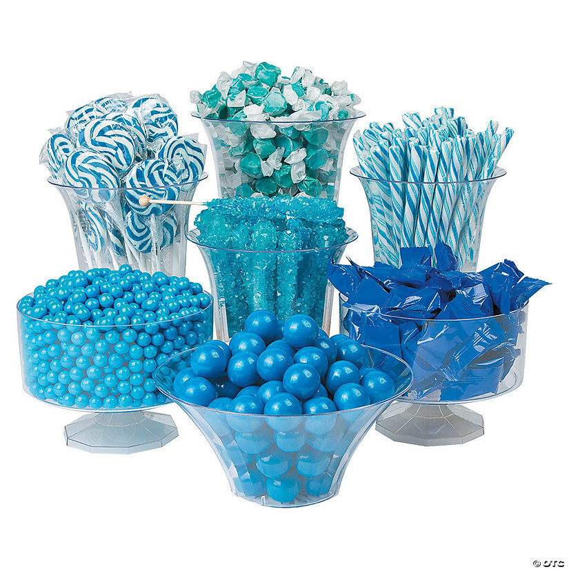 Blue Candy Buffet Assortment Audio Thumbnail