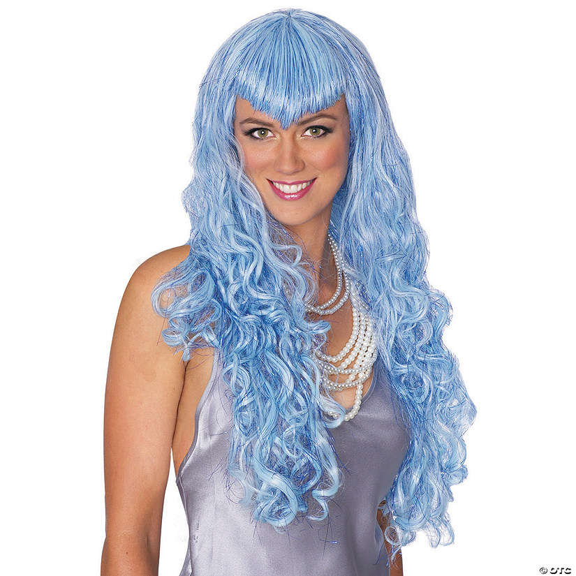 Blue Mermaid Wig Audio Thumbnail